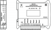 Блок схема МСД-200