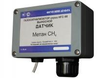 Выносной датчик метана диапазон измерения 0 - 5%