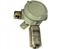 Датчик угарного газа плюс опции: коммутационный модуль КМ-006; кабельный ввод.