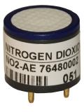 Электрохимический датчик высоких концентраций диоксида азота вид сверху