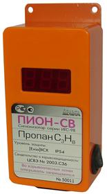 Газосигнализатор Пион-СВ, фото